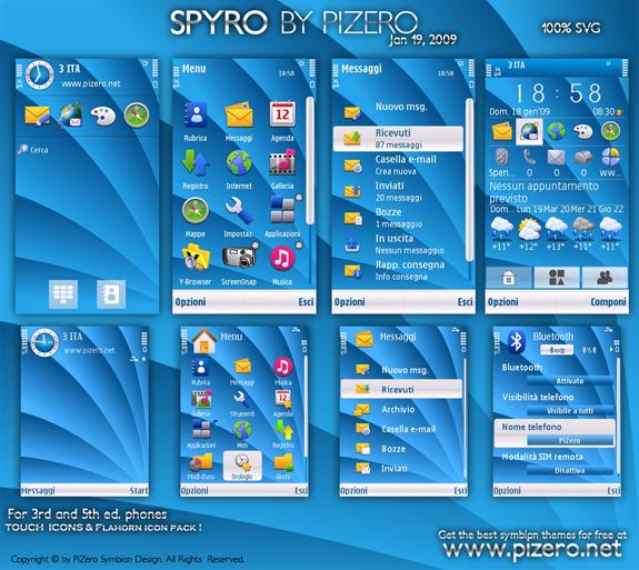 Spyro By PiZero