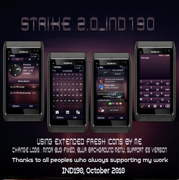 Strike 2.0 by IND190
