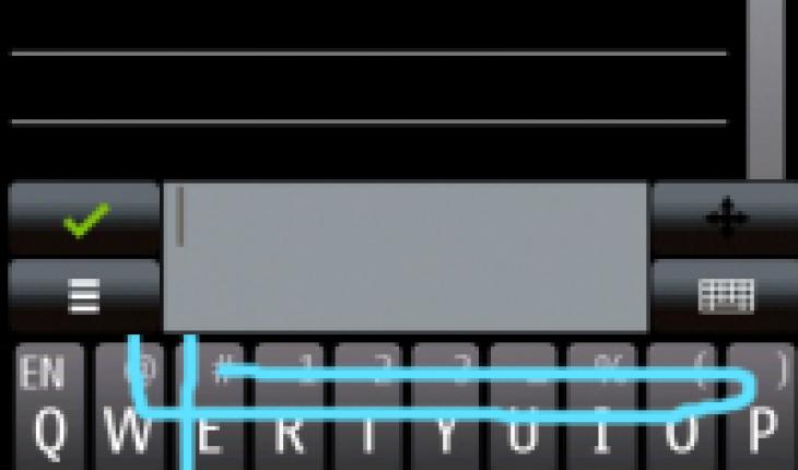 Swype for Nokia