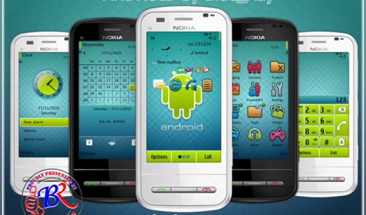 ANDROID by Blue_Ray
