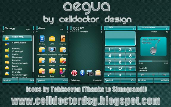 Aegua by Celldoctor