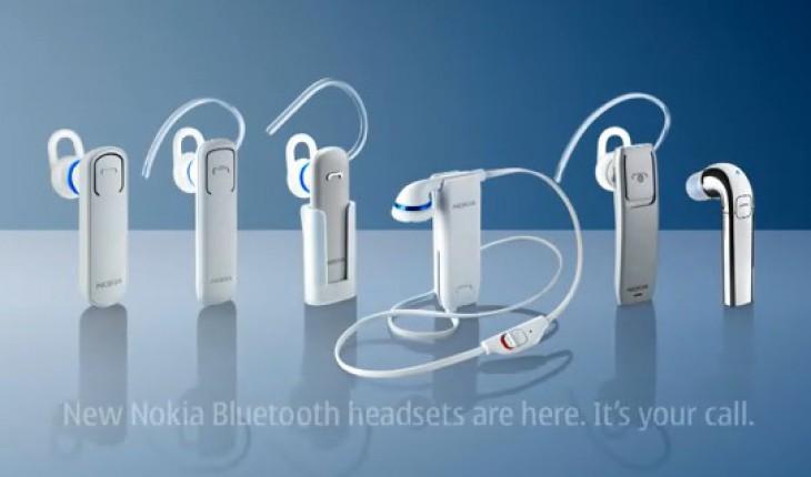 Auricolari Bluetooth Nokia