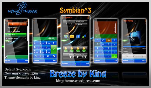 Breeze by King