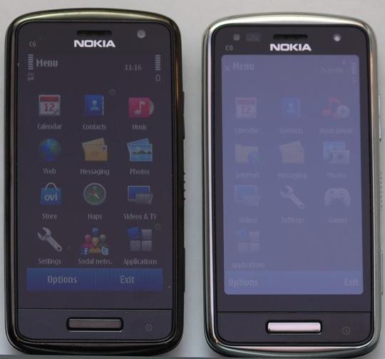 Nokia C6-01 CBD