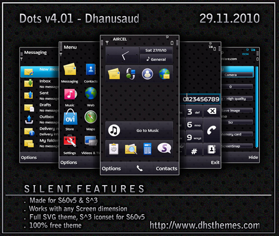 Dots v4.01 by Dhanusaud