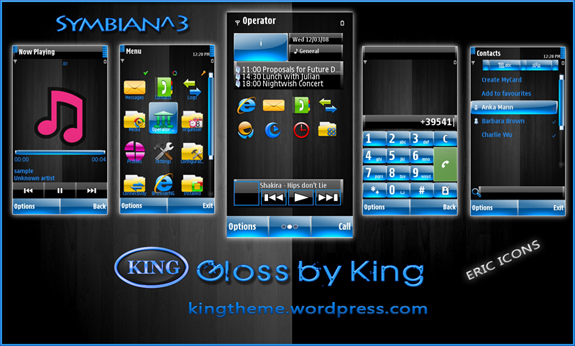 Gloss by king