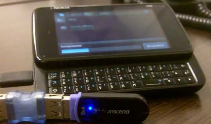 Host Mode su N900