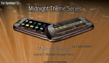 Midnight Bronze by LogonAniket