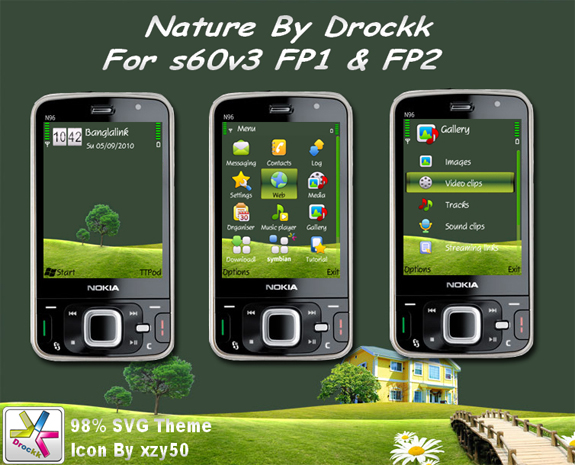 Nature by Drockk