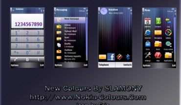 New Colours by Slamony