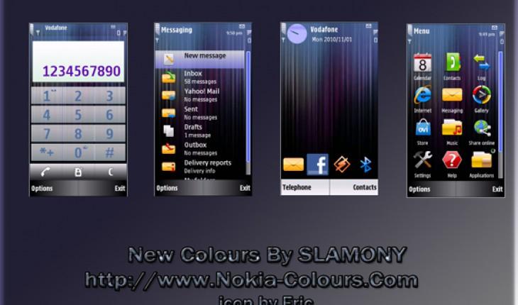 New Colours by Slamony