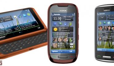Nokia E7, C7 e C6-01 - Fotocamere Full Focus