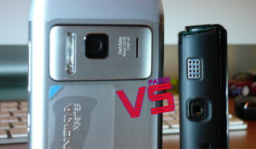 Nokia N8 vs Nokia N95 8GB, speakers test