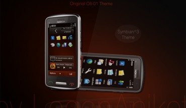 Nokia theme Bronze by LogonAniket