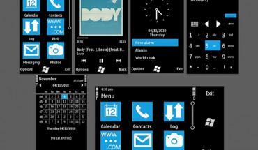 Windows Phone 7 (beta) by Mayank