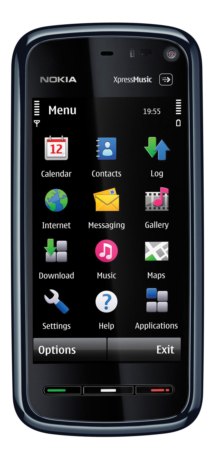 Aggiornamento Firmware 52 0 007 Per Nokia 5800