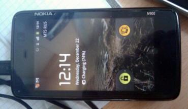 Android 2.3.1 su Nokia N900