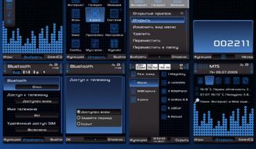 Blue Luminence 2.0 by Rakot