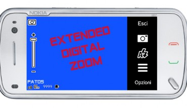 Extend Digital Zoom