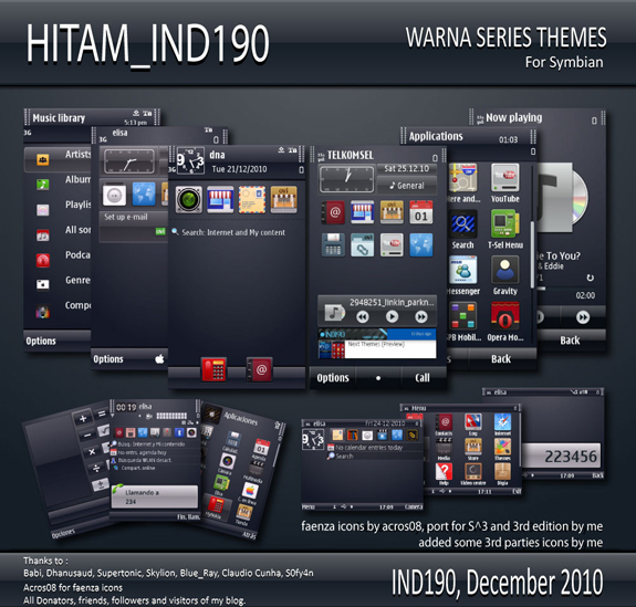 HITAM by IND190