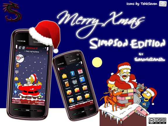 Merry Xmas Simpson Edition by Simograndi