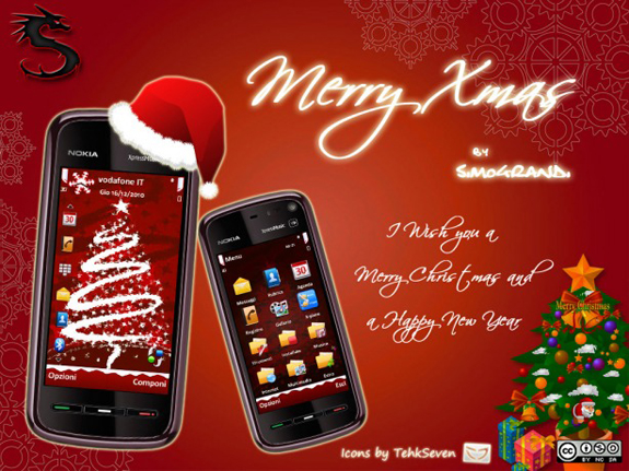Merry Xmas by Simograndi