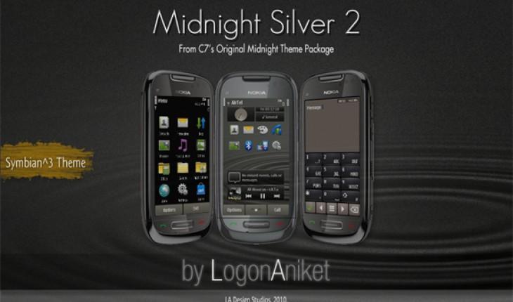 Midnight Silver 2 by LogonAniket