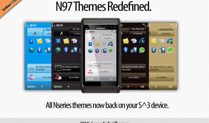 N97 Themes Redefined by LogonAniket