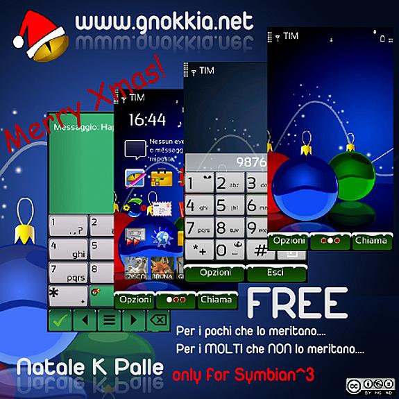 Natale K Palle by Gnokkia