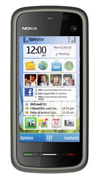 Nokia 5528 con Fw C6