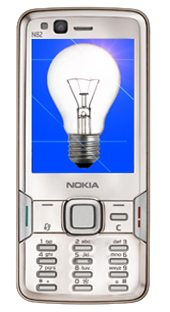 Nokia N82, Brighter Display Mod