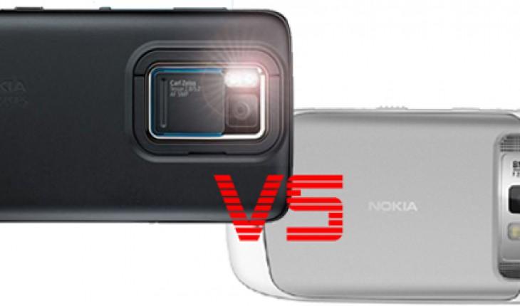 Nokia N900 vs Nokia C7