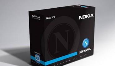 Nokia 5230 - Edizione per i tifosi del Napoli