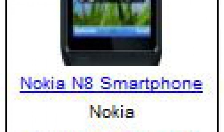 Nokia N8 su Amazon.it