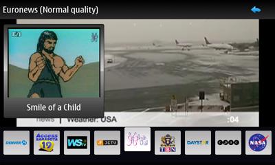 SPB TV v1.0 per Maemo