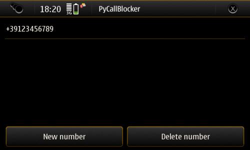 PyCallBlocker