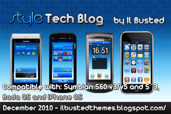Style Tech Blog by Il Busted