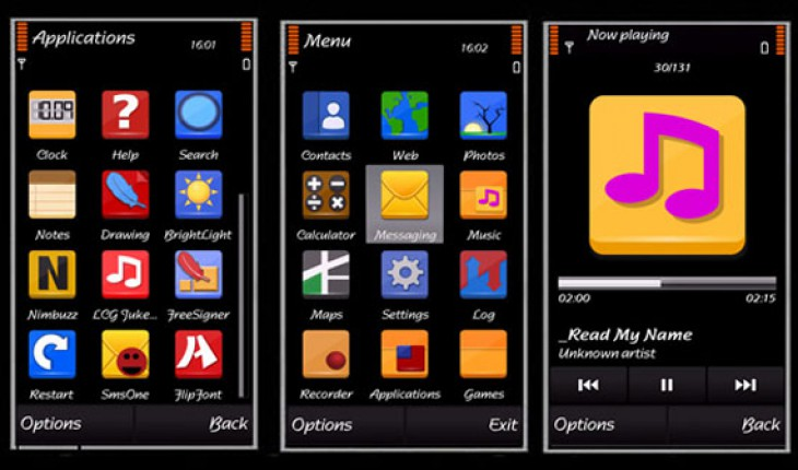 Symbian Black by Mowmo