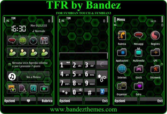 TFR by Bandez
