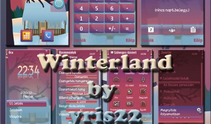 Winterland by yris22