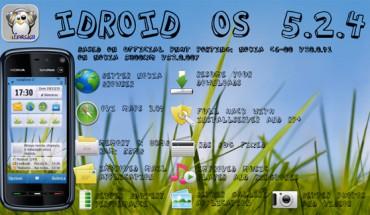 iDROID OS 5.2.4 by iFraska
