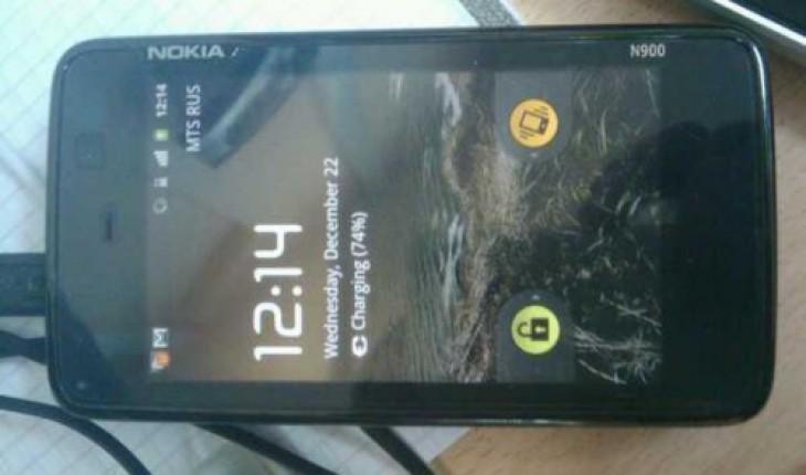 Androd su Nokia N900