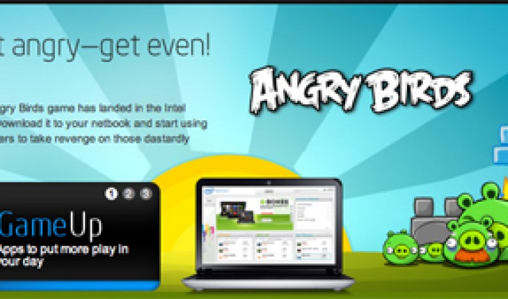 Angry Birds per notebook e netbook