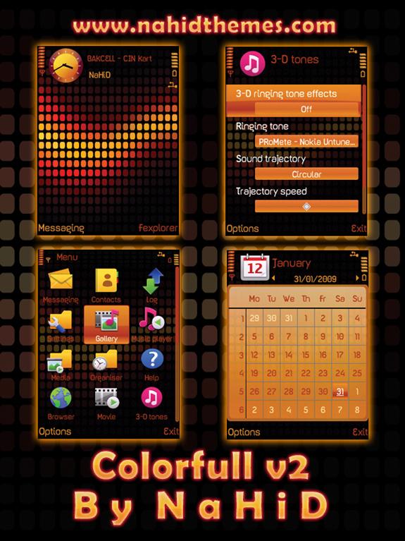 Colorfull v2 by NaHid