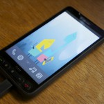 HTC HD2 con MeeGo