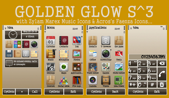 Golden Glow by Arjun Arora