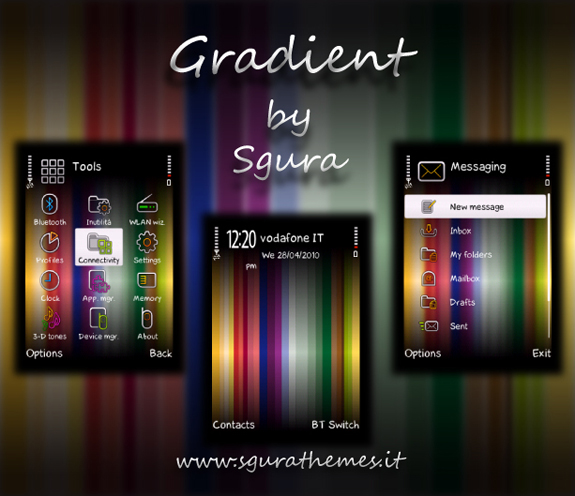 Gradient by Sgura