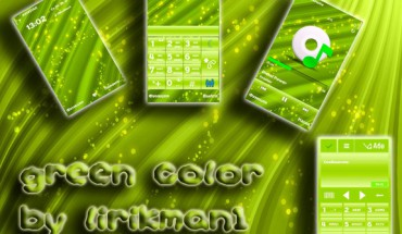 Green Color by Lirikman1