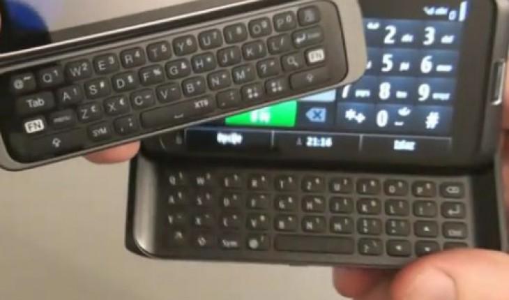 HTC Desire Z vs Nokia E7-00