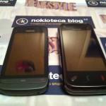 Nokia C5-03 e Nokia N97 Mini